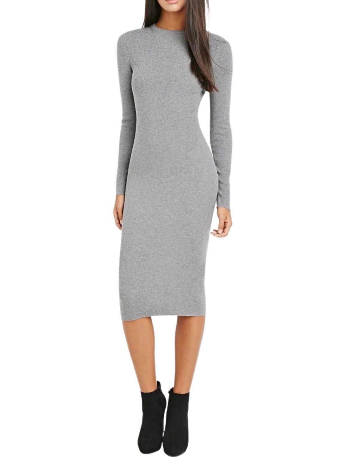 Wholesale Bodycon Sweater Dresses