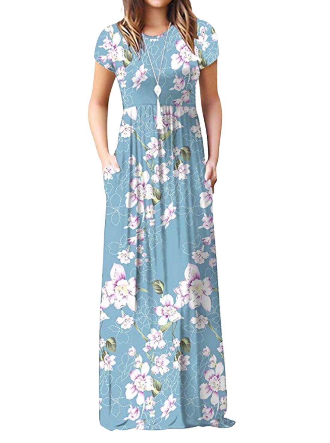 Wholesale Casual Long Dresses