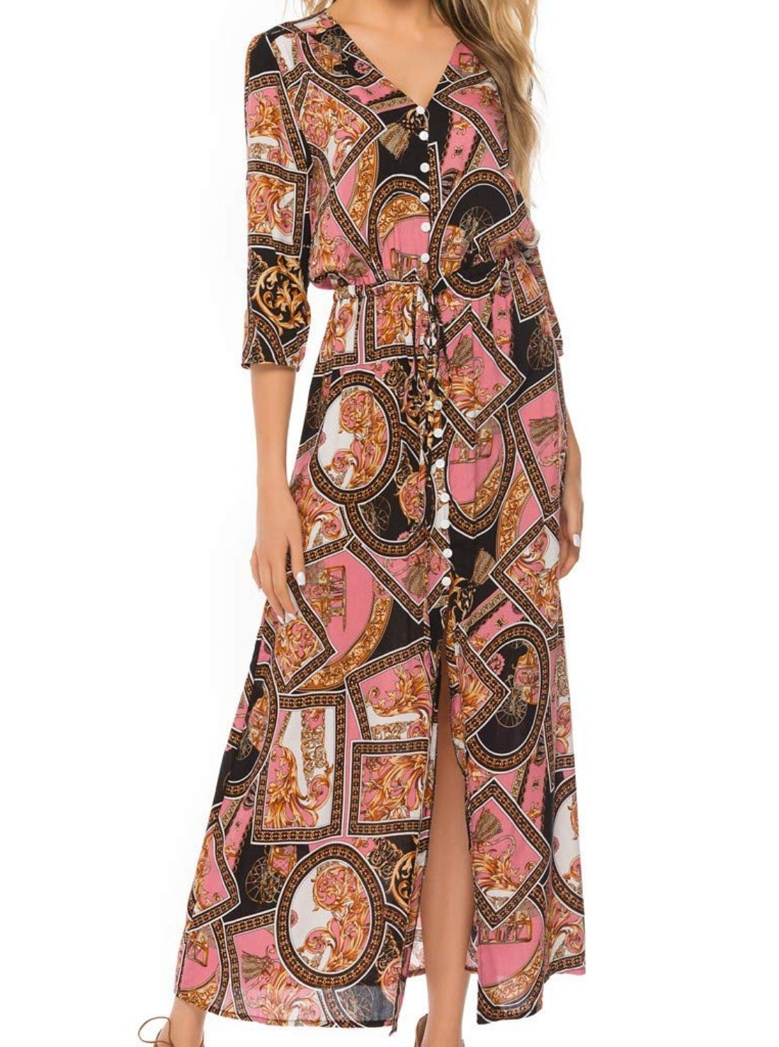 Wholesale Colored Western Dresses