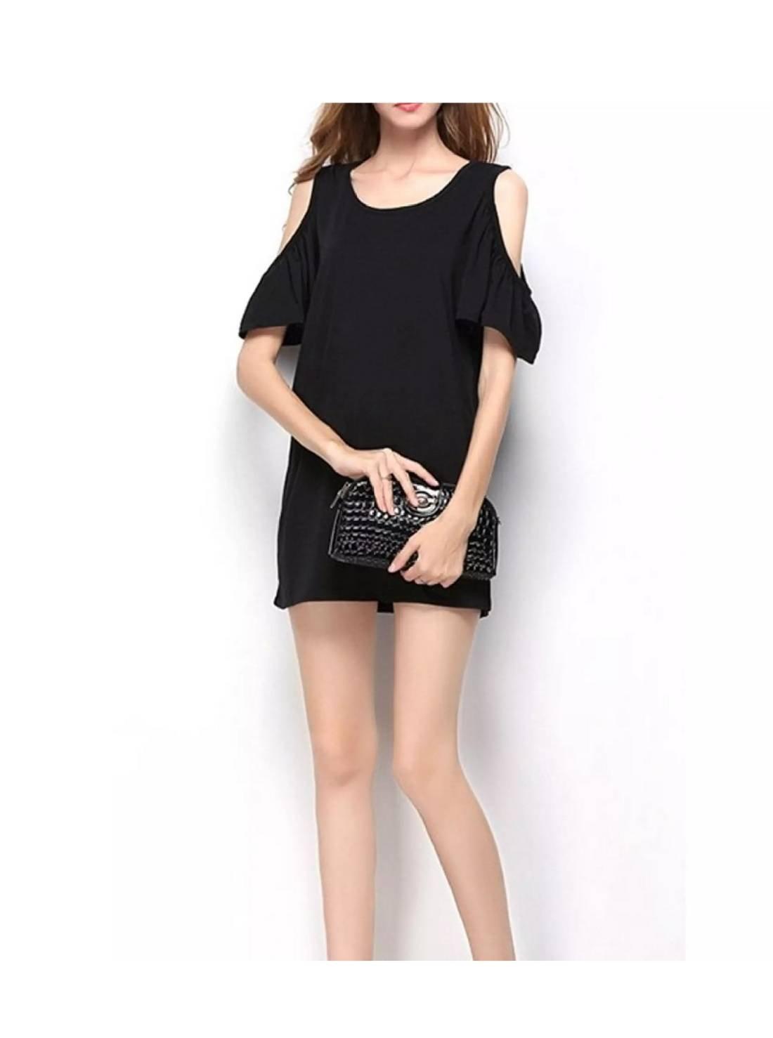 Wholesale Cotton Shift T-shirt Dress