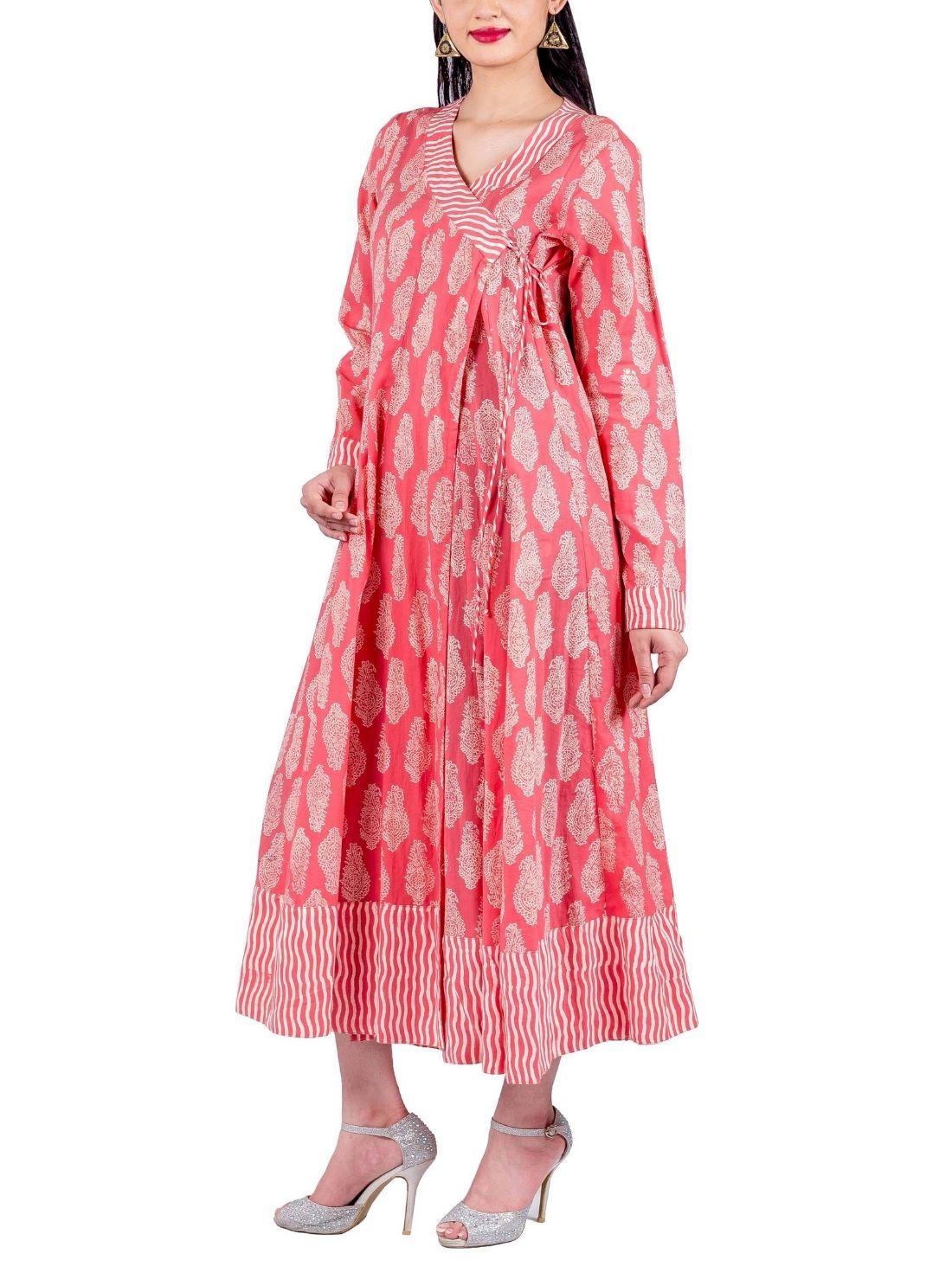 Wholesale Floral Western Dresses