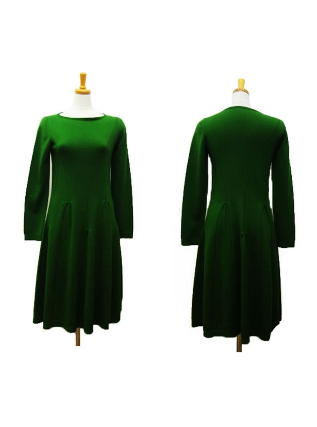 Wholesale Knitted Long Sleeve Winter Dresses
