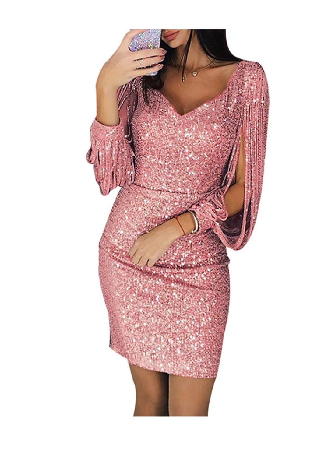 Wholesale Long Sleeve Evening Dresses