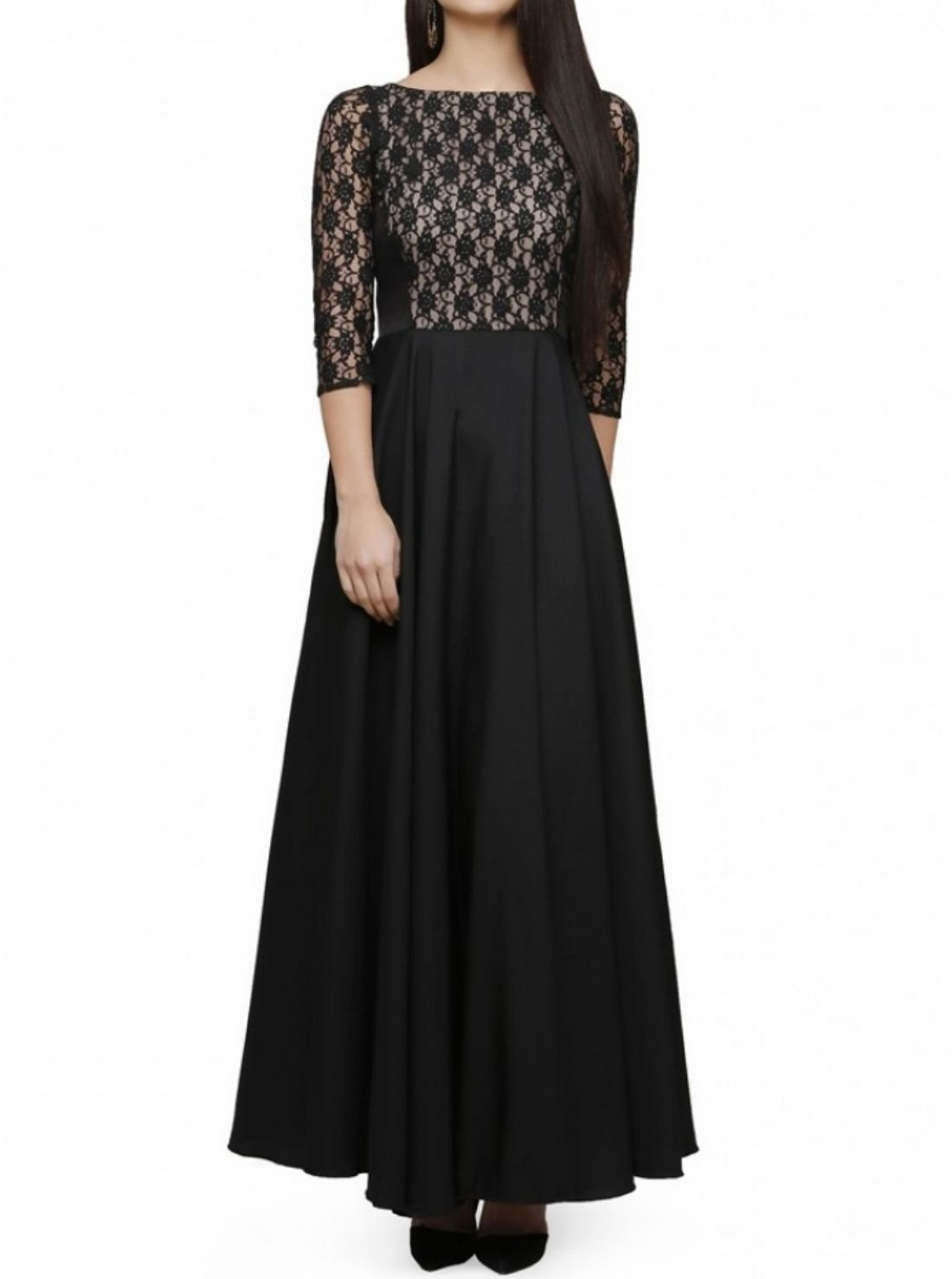 Wholesale Long Western Dresses