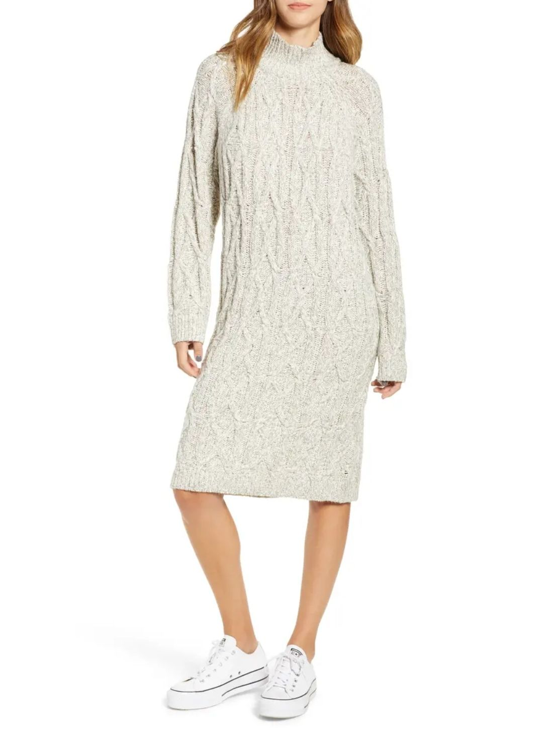 Wholesale Loose Sweater Knitted Dresses