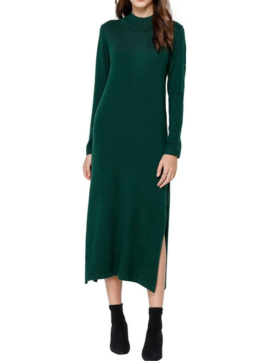 Wholesale Plain Sweater Dresses