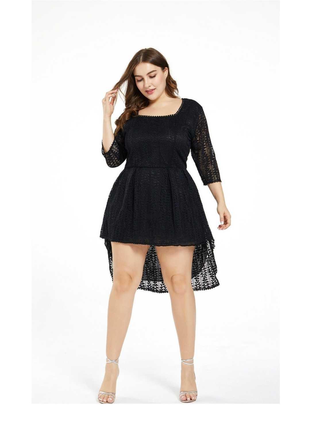 Wholesale Plus-size Cocktail Dress