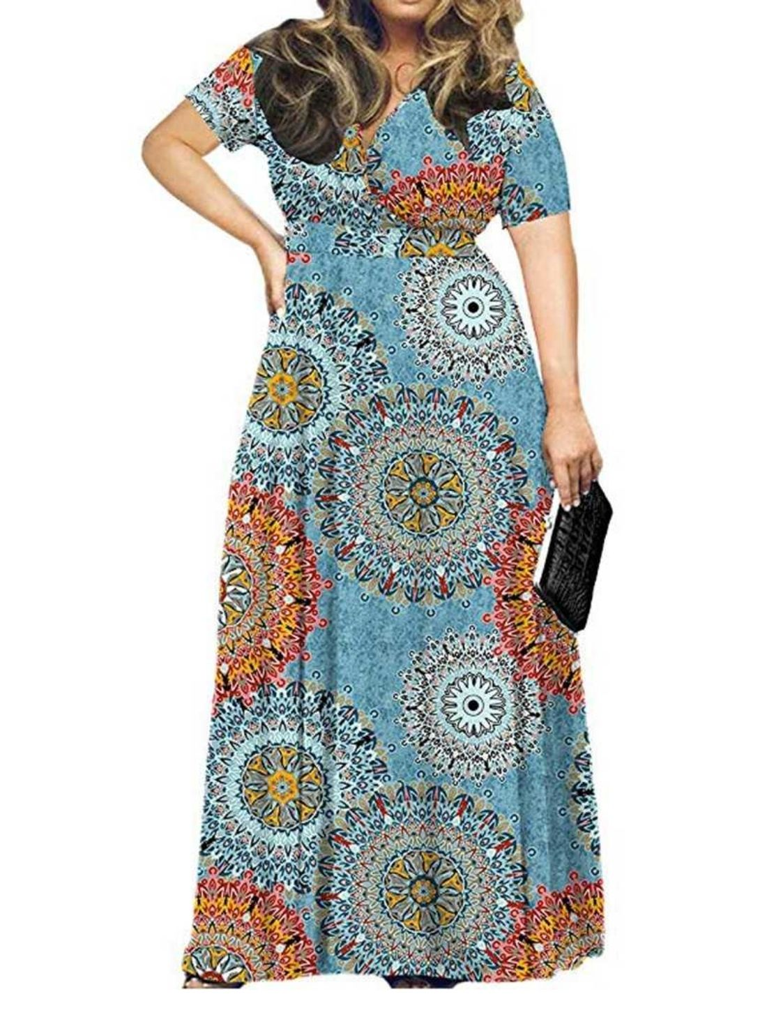 Wholesale Polyester Casual Dresses