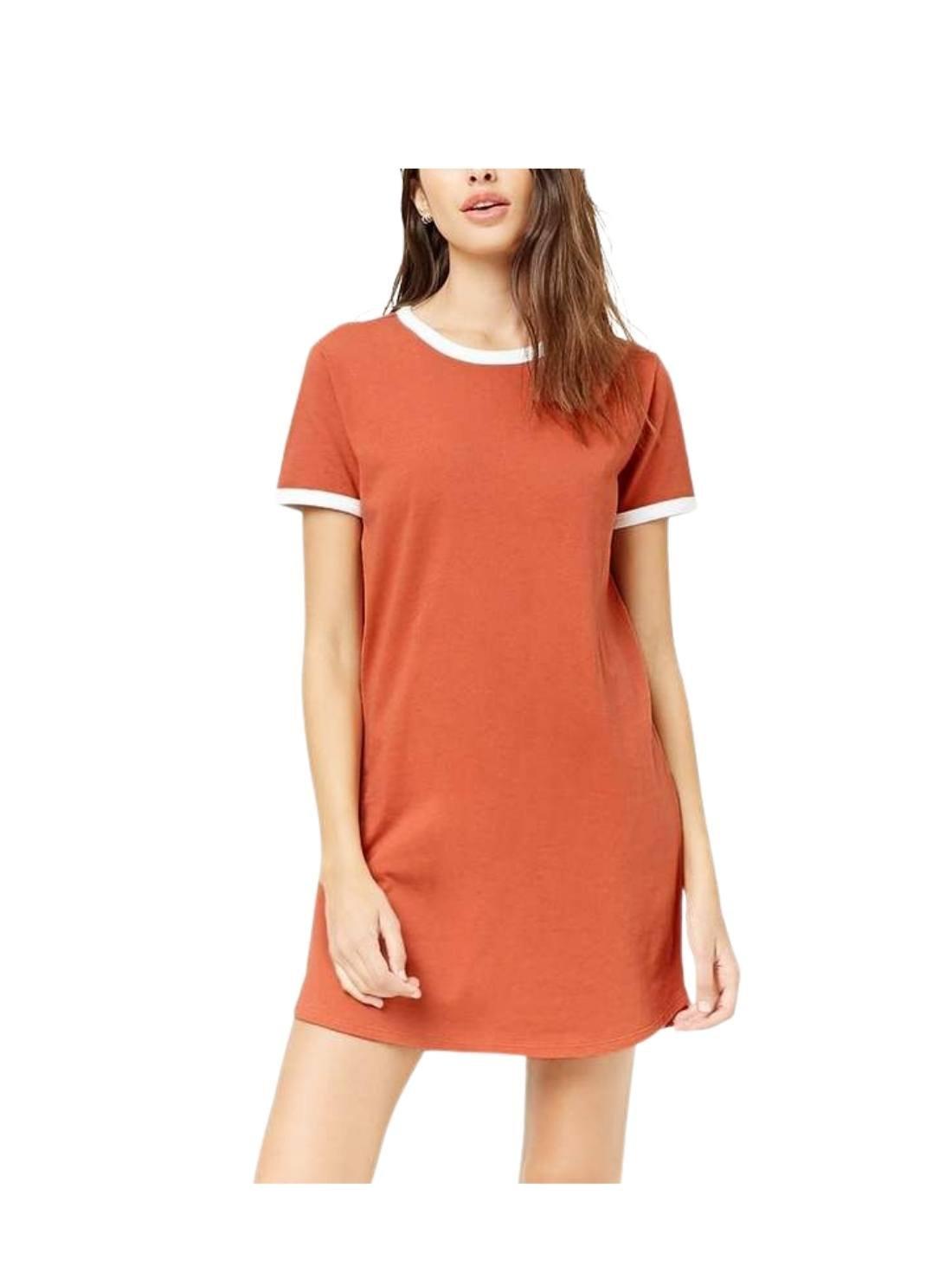 Wholesale Ringer T shirt Dresses (1)