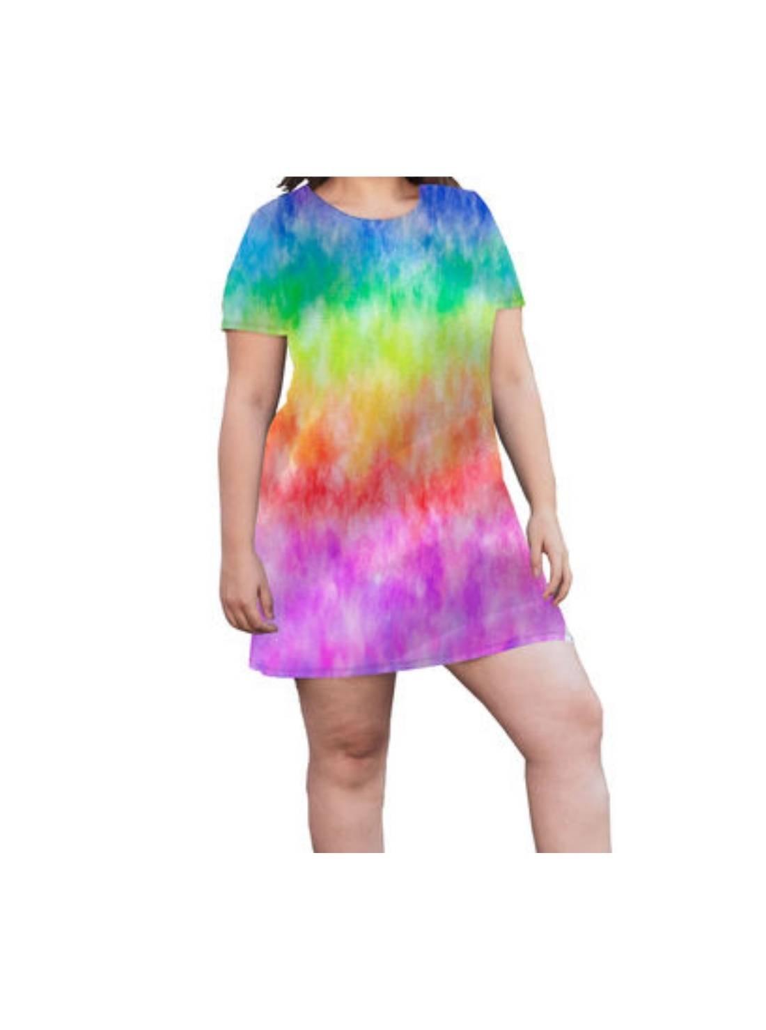 Wholesale Tie Dye Dresses