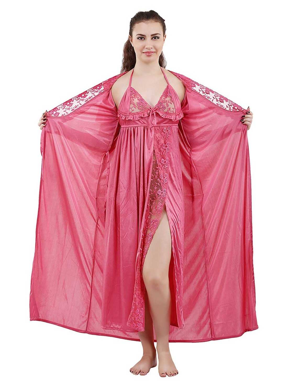 Women's Lace Night Gown