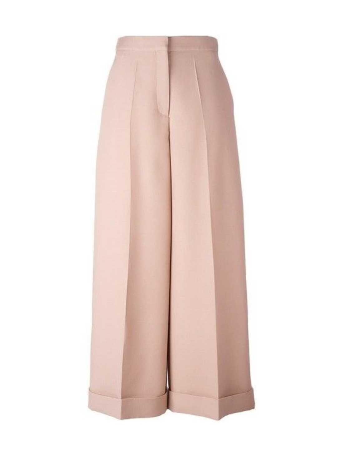 Women's Plain Long Pants