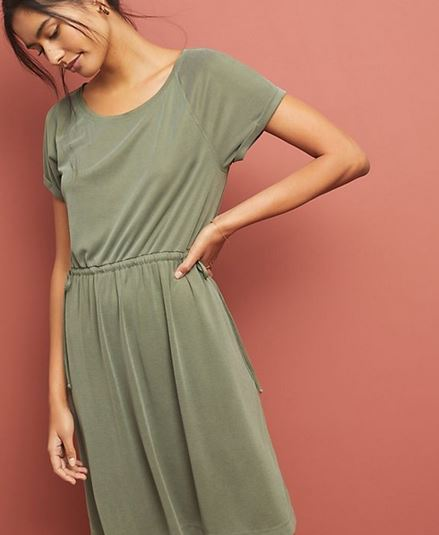 Cupro dresses