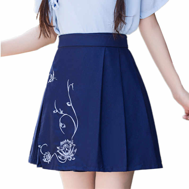 Embroided Ladies Skirt